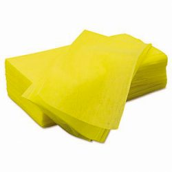 Yellow Masslinn Cloths