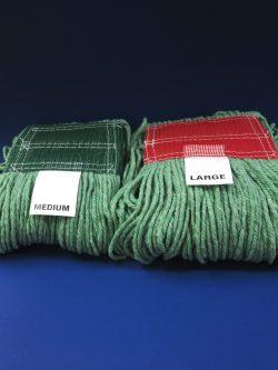 Green Wet Mops