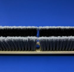 Hampshire Push Broom - Gray