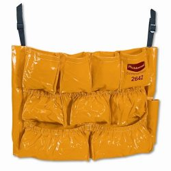 Rubbermaid Trash Can Caddy Apron