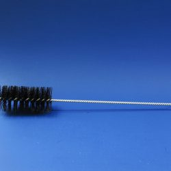 Nylon Twist-In Wire Brush - 2""