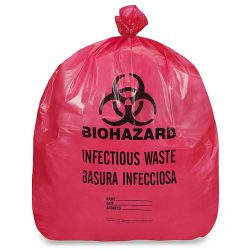 BioHazard Can Liner (Red)