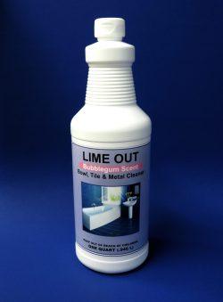 Lime Out Bubblegum Scent