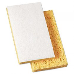 Light Duty Scrubbing Pad & Yellow Sponge
